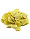 Mini plin pasta filled chicken