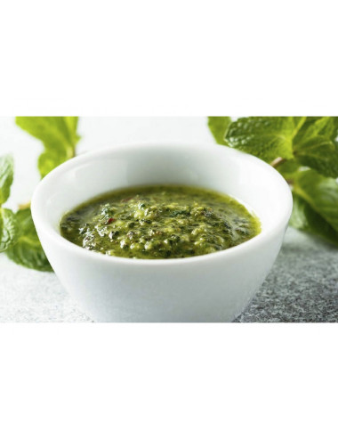 Pesto sauce basil