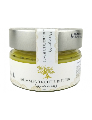 Summer truffle butter