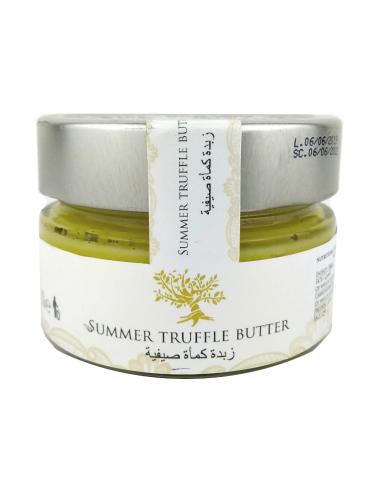Summer truffle butter