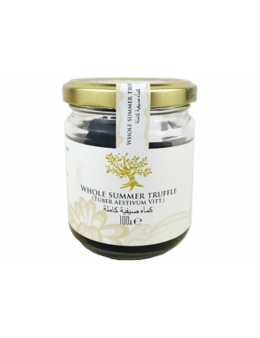 Whole summer truffle