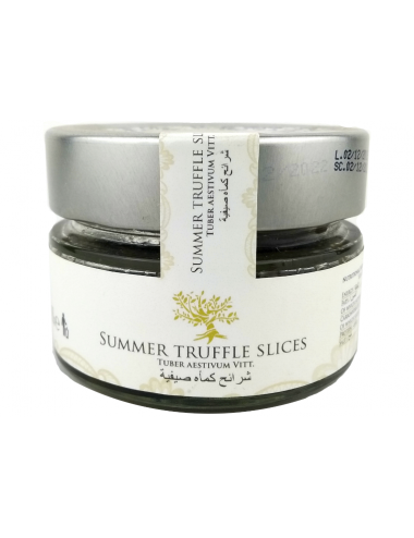 Summer truffle slices