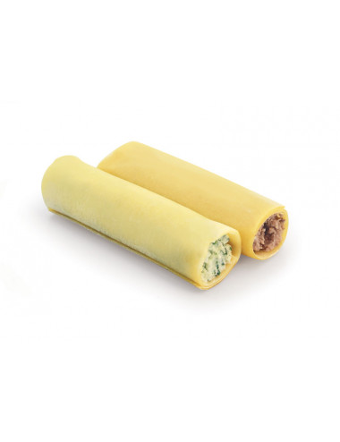 Cannelloni filled