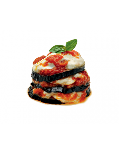 Eggplants alla parmigiana