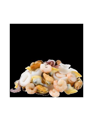 Mix Frutti di Mare Surgelati