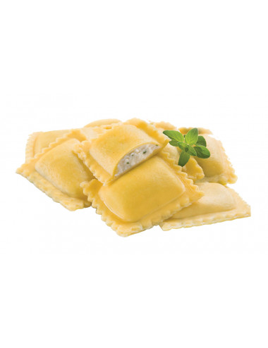Ravioli pasta filled...