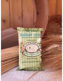 Guttiau bread snack with...