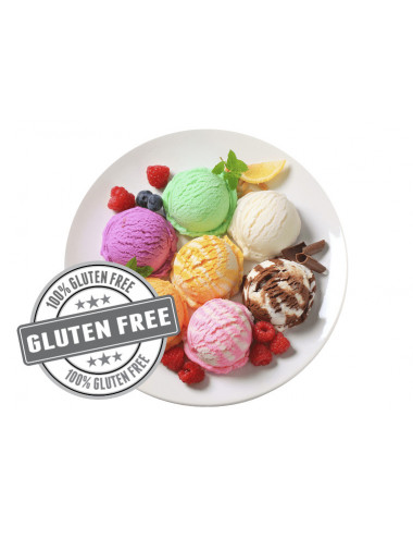Gluten free & Vegan Gelato...