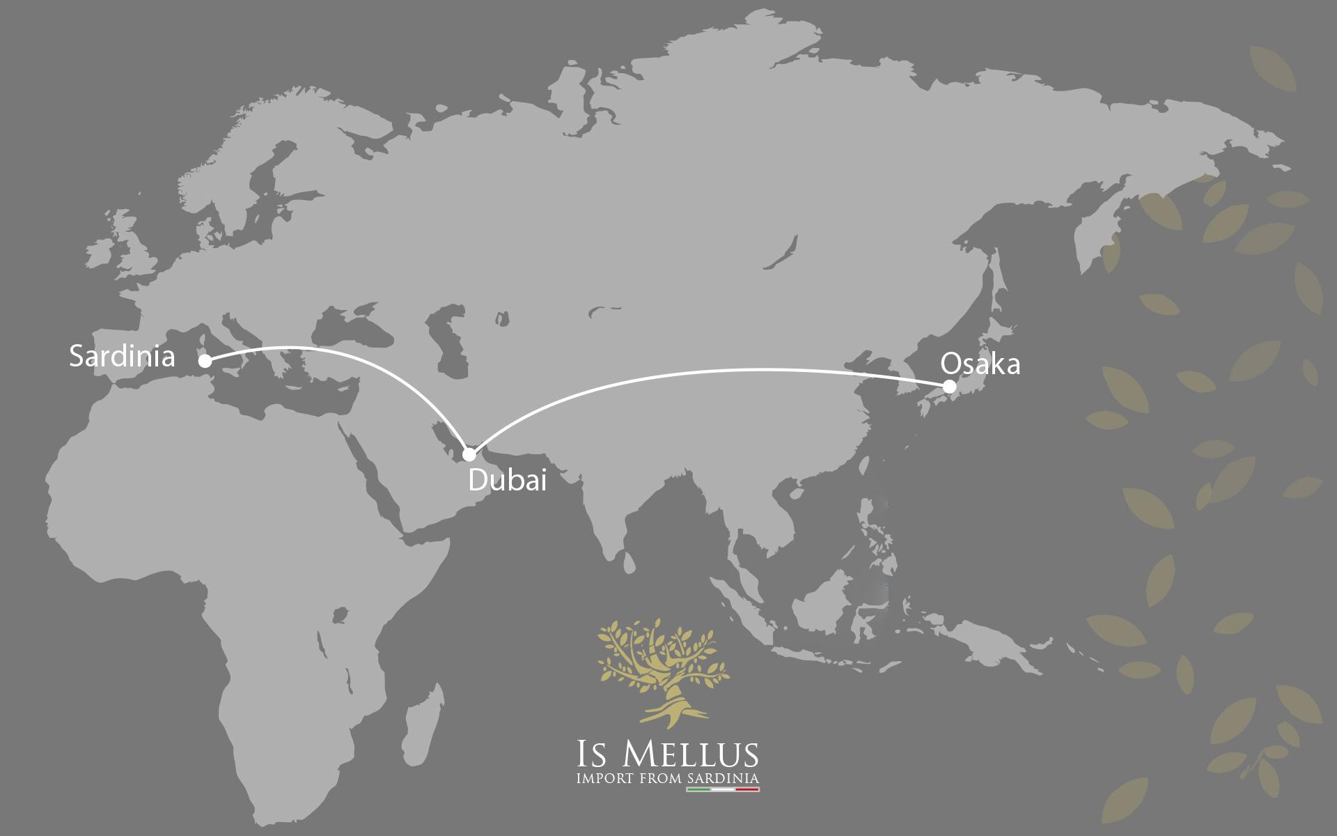isMellus Map