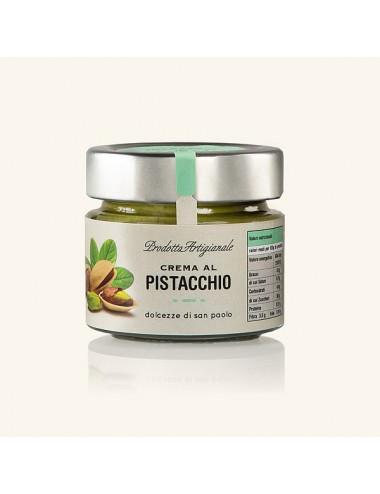 Crema dolce al pistacchio
