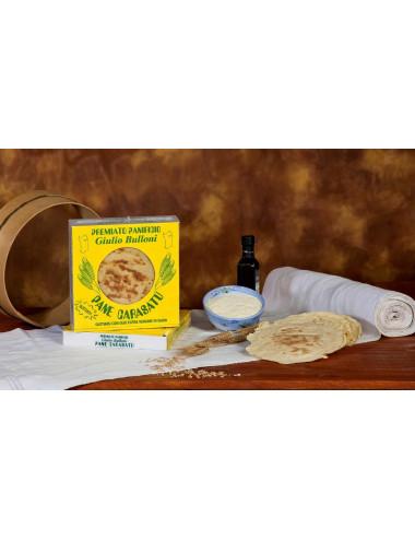 Guttiau bread
