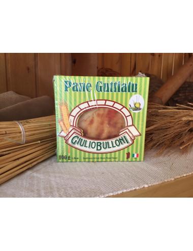 Guttiau bread snack