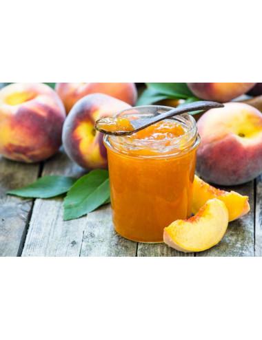 Jam peaches
