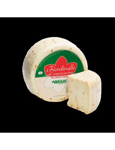 【フィオルディヴァッレ】ペコリーノチーズ(ペペロンチーノ)