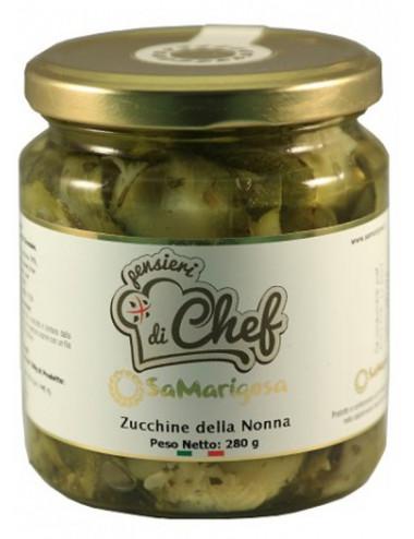 Grandmother's Zucchini