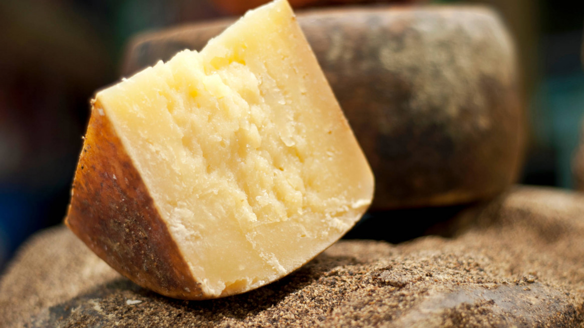 The Sardinian Pecorino