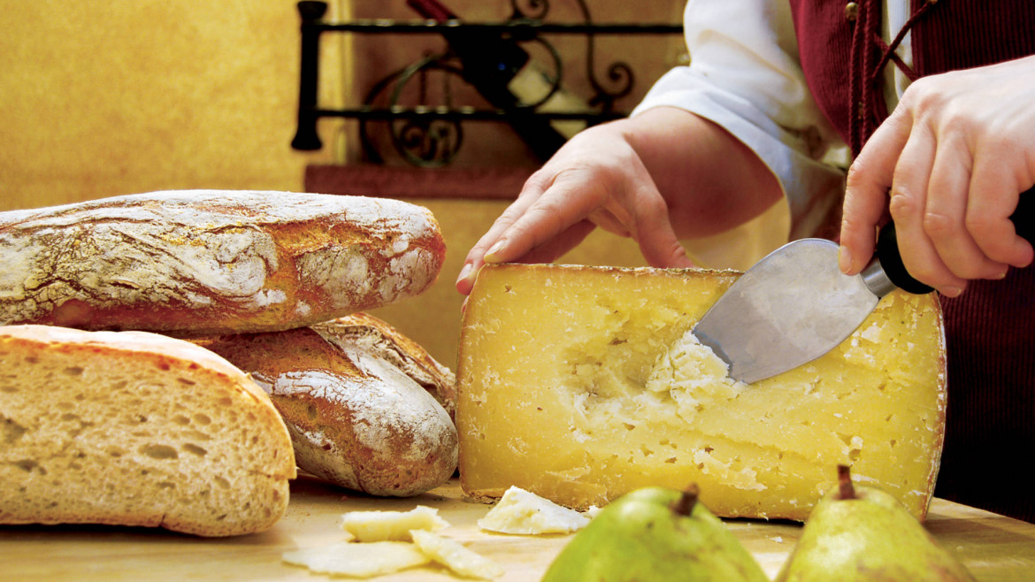 Recipe: Roasted Pecorino